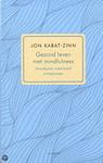 Gezond leven met mindfulness - Jon Kabat-zinn