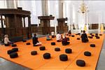 Meditatie begeleiden De Nieuwe Kerk Amsterdam