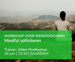 Clinic | Mindful Solliciteren