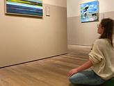 Mindfulness in het Museum