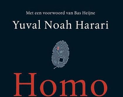 Homo Deus, een kleine geschiedenis van de toekomst