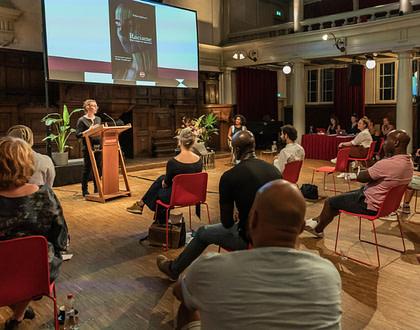 Open dialoog Mindfulness en Racisme