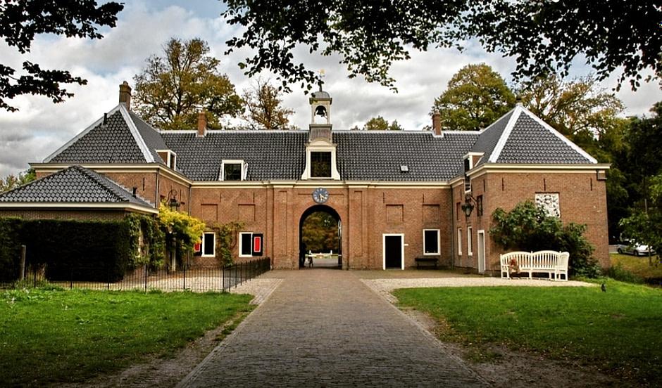 Poortgebouw Elswout Mindfulness Haarlem