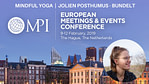 Practice session Mindful Yoga at Emec19   Jolien Posthumus